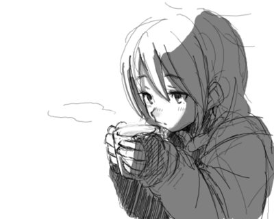 foto de Resultado de imagen para anime tumblr black and white sad girl anime Pinterest Manga and Anime