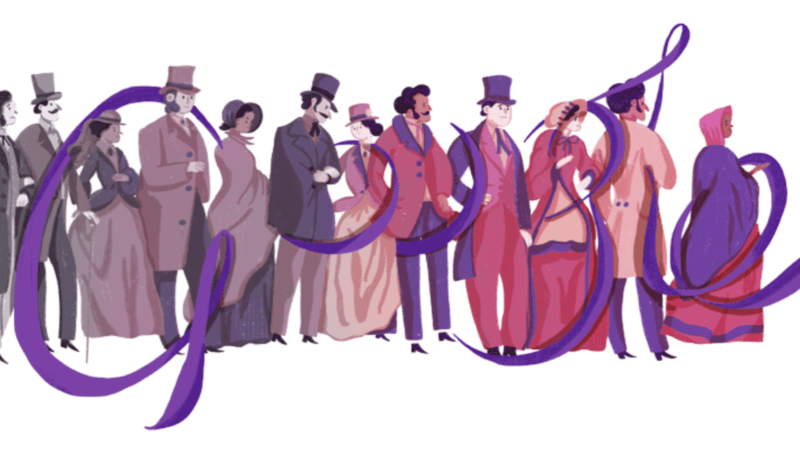 Sir William Henry Perkin Google doodle recognizes British
