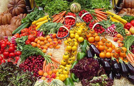 Frutas, verduras, legumes e hortaliças   Receitas cruas, Receitas ...