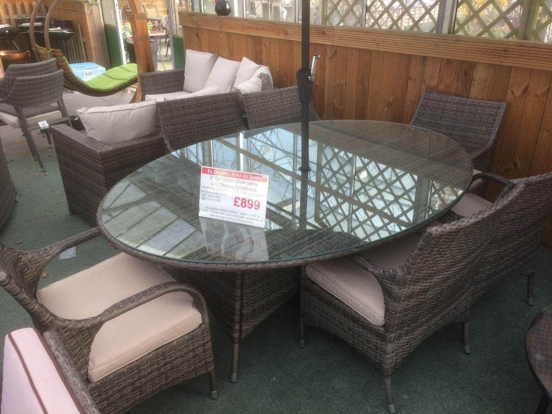 Garden Furniture from Sapcote Garden Centre in Leicester