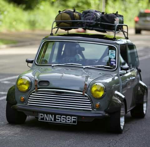 Classic Mini Cooper Cars And Things Mini Cooper Classic Cars