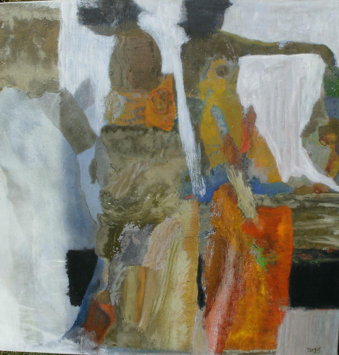 Tanguy Kan · Artiste Peintre Artiste peintre, Peintre