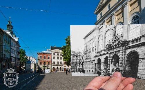 львов фото, фотопроект моменти з минулого Львова, фотограф ...