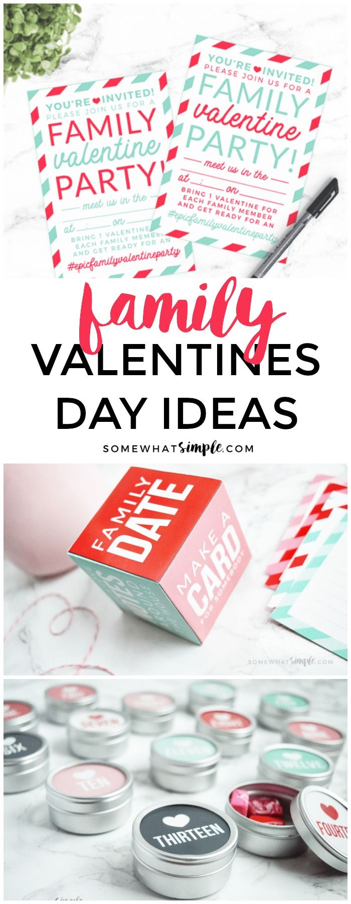 Plan the ULTIMATE Family Valentines Day | Holidays and Home-made ...