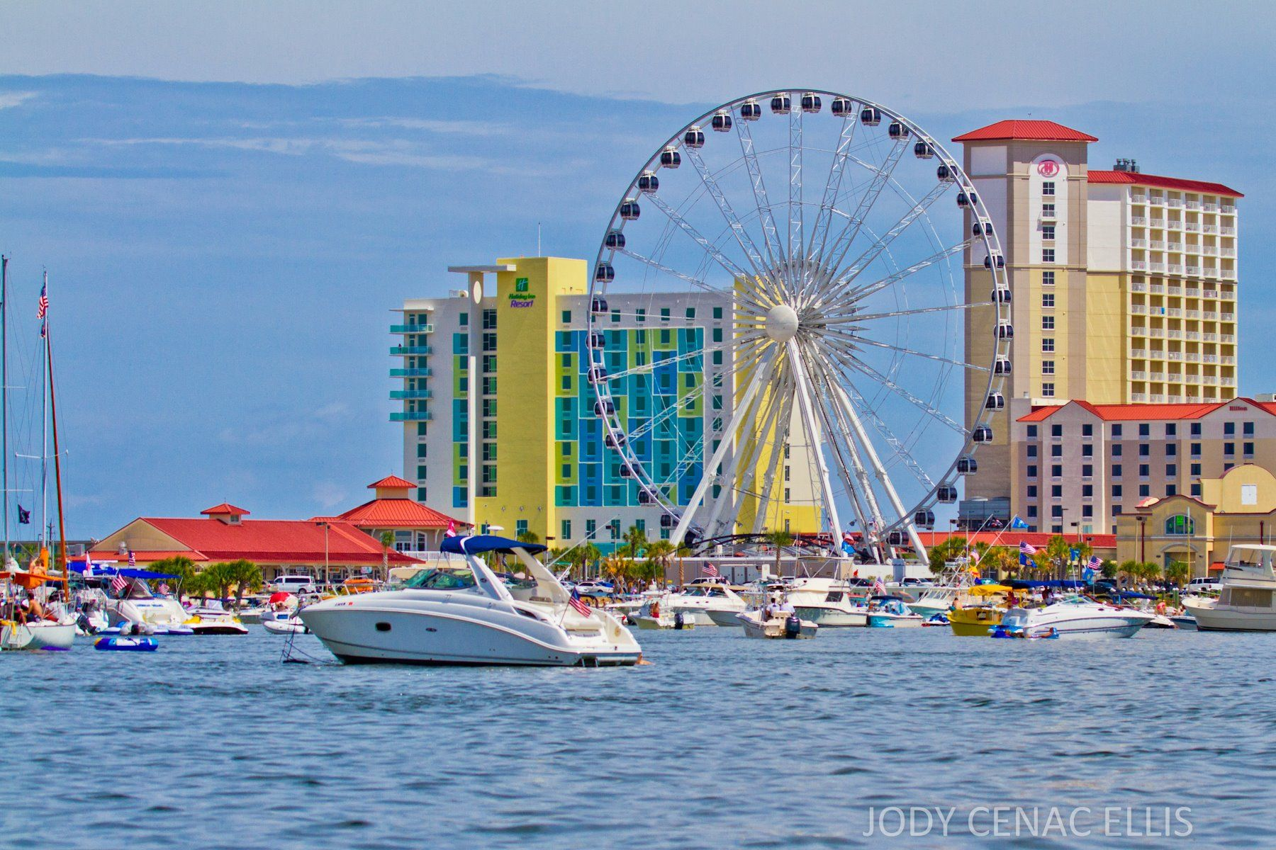 360 Wheel At Pensacola Beach Florida