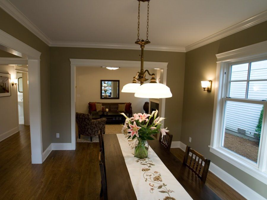 different color walls living room - Google Search | Dining ...