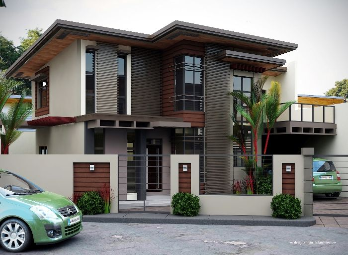 Two Storey House Inspiration Complete With Interior Designs House And Decors 2 Storey House Design Minimalist House Design Modern House Exterior