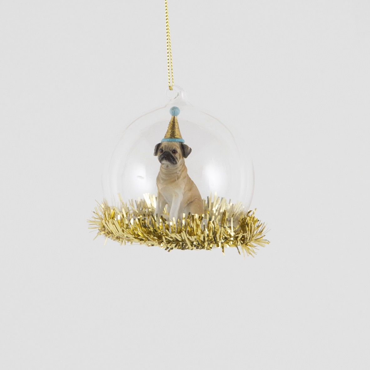 Pug Christmas Decoration Available At Www Ilovepugs Co Uk Post