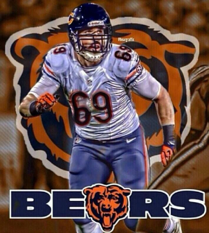 Pin By Nora Gholson On Da Bears...then And Now...