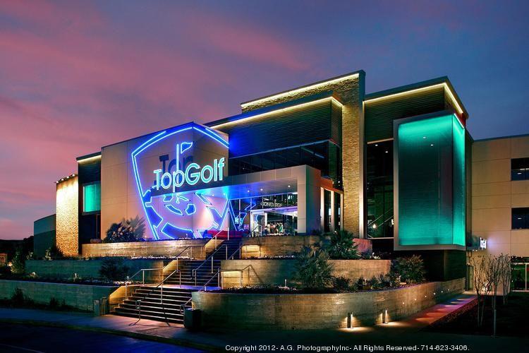 TopGolf to develop multimillion-dollar, three-level center in ...