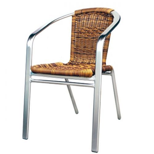 premium emitasyon rattan alümünyum sandalye http://www.sandalyedeposu.com/metal-sandalye/
