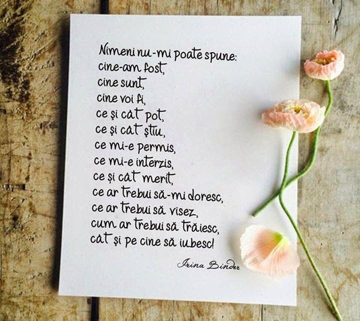 Citate In Fotografie : Irina binder insomnii citate