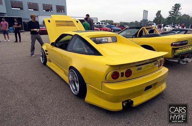 Nissan Silvia S13 Rsp13 180sx 240sx Hatch Inverthatch Modified Slammed Lowered Stance Fitment Driftbuild Nissan 240sx Nissan Toy Car