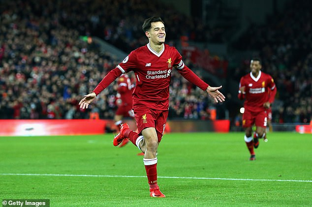 Barcelona spark scramble as they allow Coutinho to leave