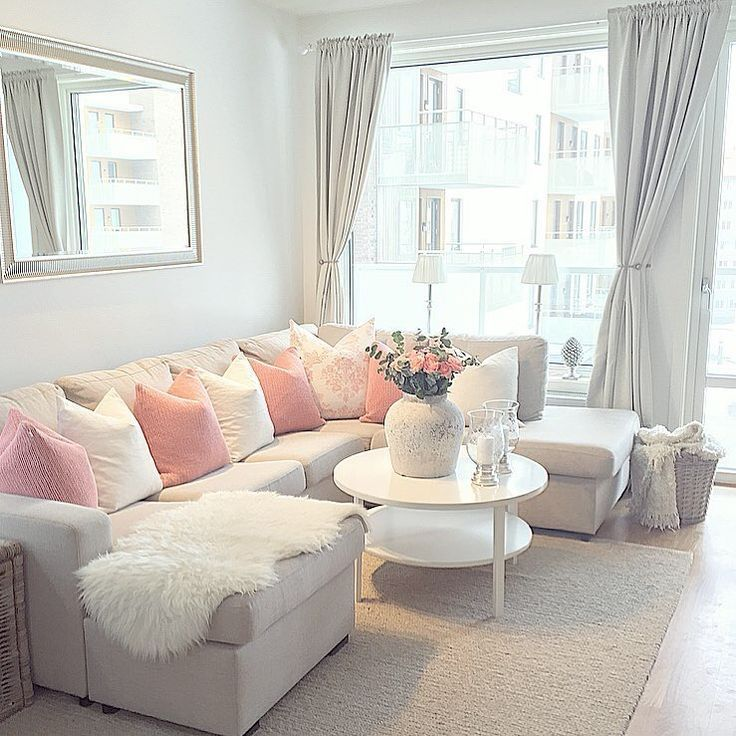 Wohnzimmer deko A place to call my own Pinterest Deko, Art - wohnzimmer deko pink