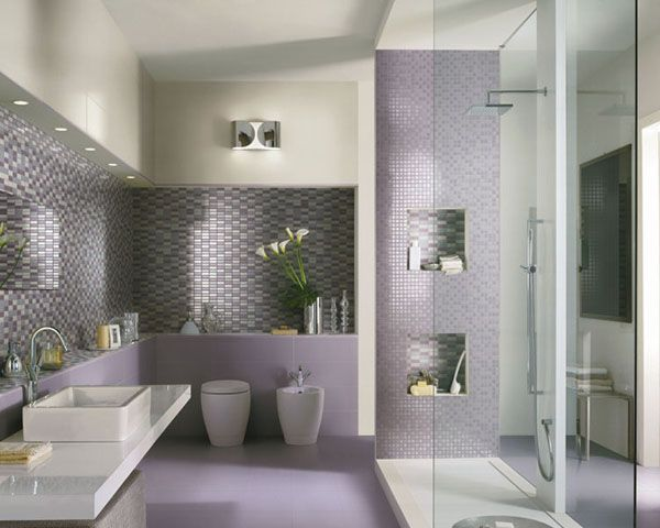 Une Salle De Bain Moderne Et Élégante Mode D'Emploi | Salles De Bain
