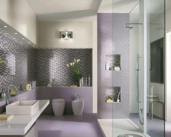 salle de bain moderne - Decoration Salle De Bain Moderne