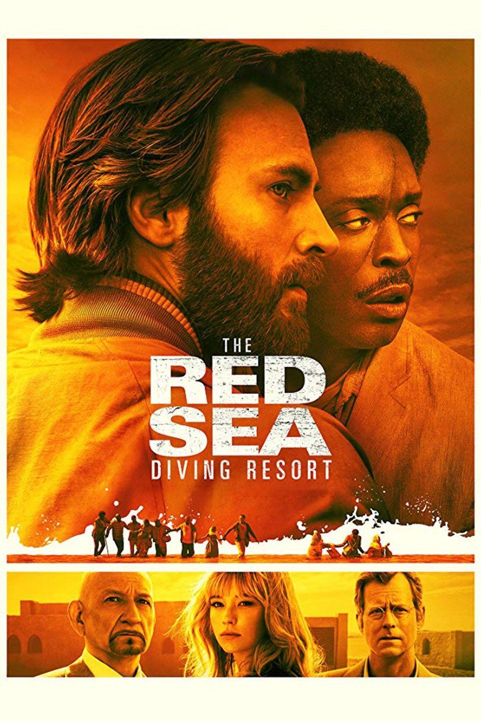Movie Review The Red Sea Diving Resort In 2020 Red Sea Diving Sea Diving Red Sea
