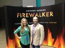 Proud Fire Walkers!