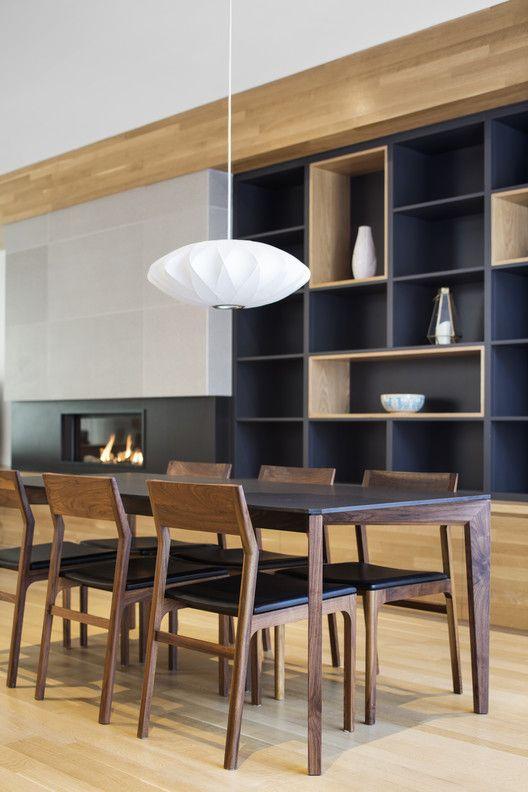 Galería de La Casa de Paul y Sigi / MXMA Architecture  Design - 9 - libreria diseo