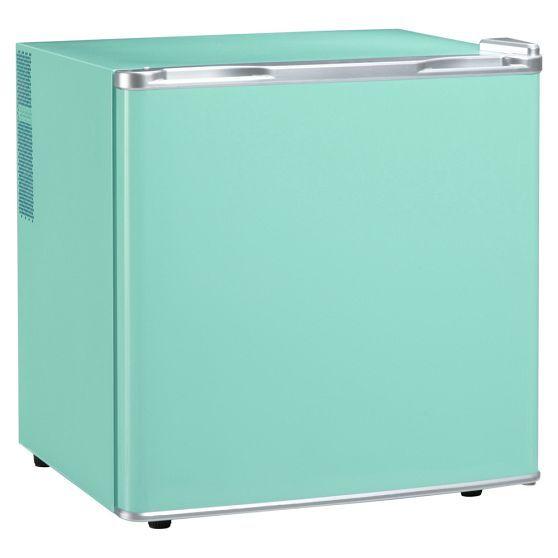pb teen supercool mini fridge in pool