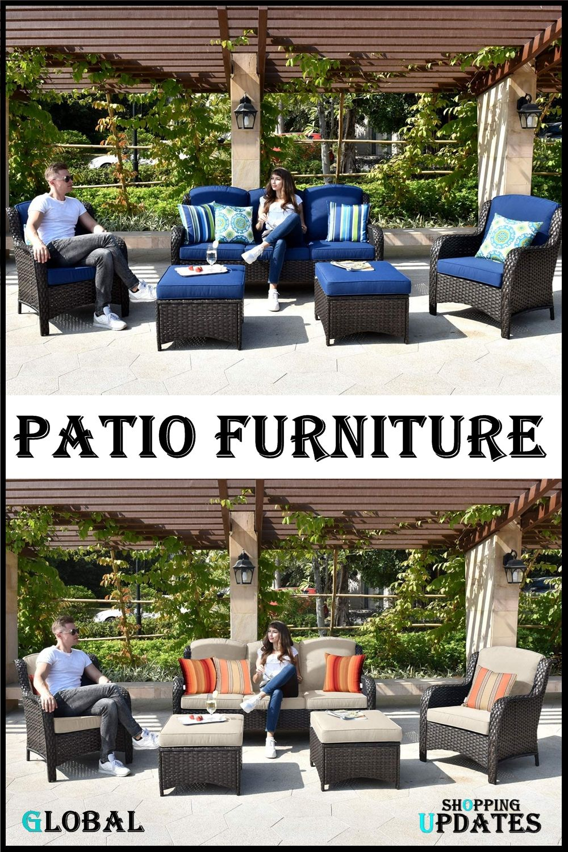xizzi patio furniture sets clearance