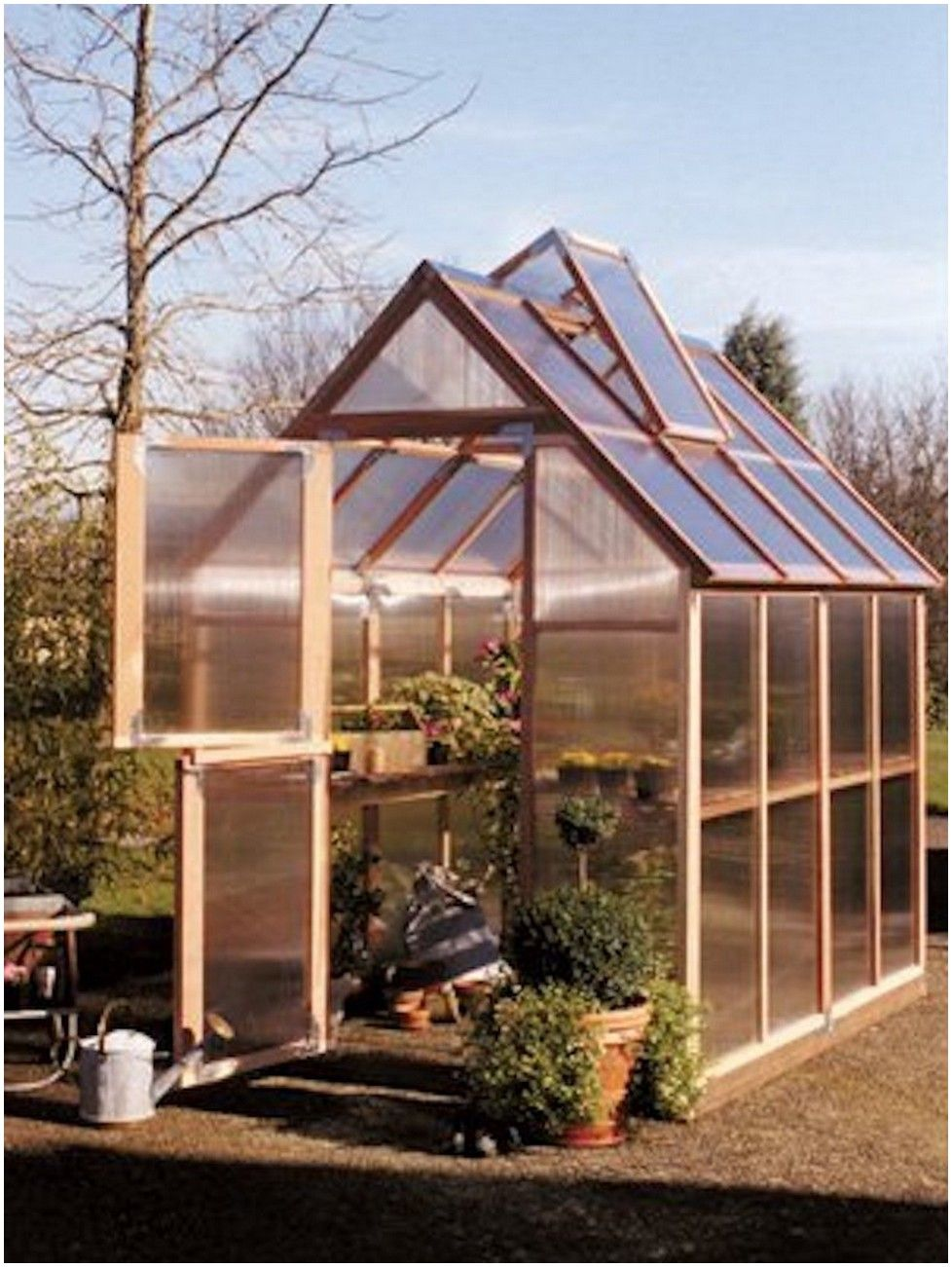 You Need To See These Stunning Backyard Greenhouses 11 Greenhouse Kit Backyard Greenhouse Greenhouse Backyard greenhouse kits for sale