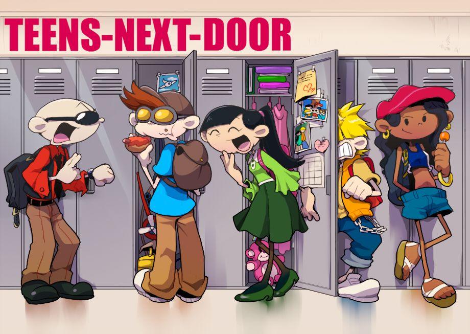 Sector V | Codename:Kids Next Door Wiki | Fandom powered by Wikia