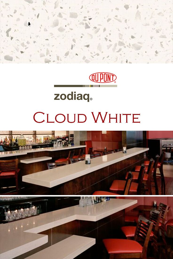 Cloud White By Zodiaq Is Perfect For A Kitchen Quartz Countertop Installation Quartz Kitchen Countertops How To Install Countertops Quartz Countertops