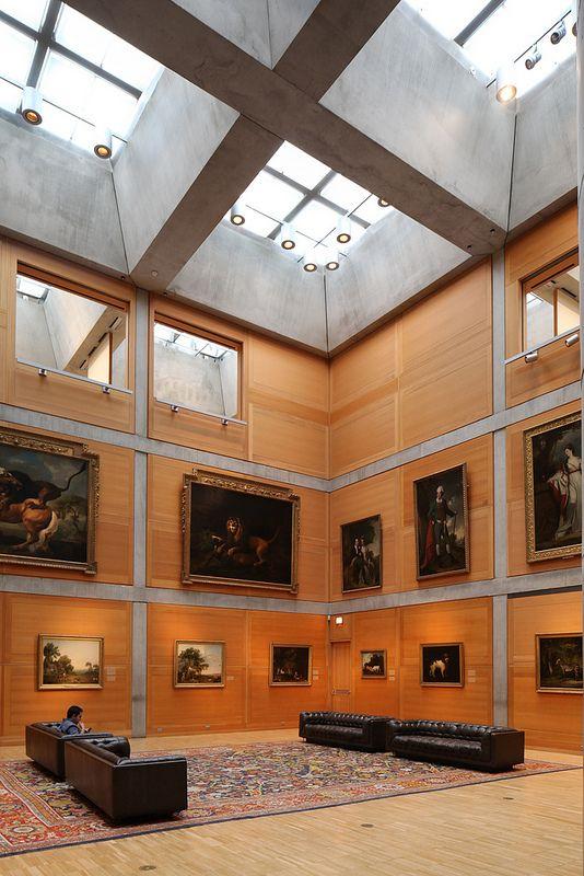 Yale Center for British Art - Louis Kahn | ycba | Louis ...