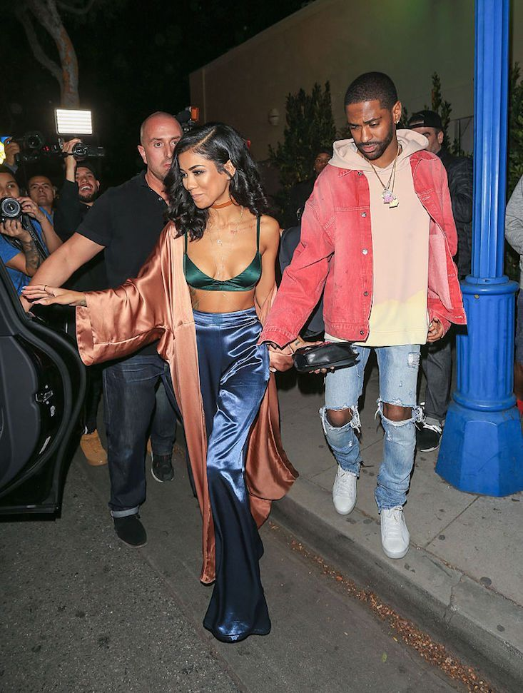 13 Pictures That Prove Big Sean And Jhené Aiko Are