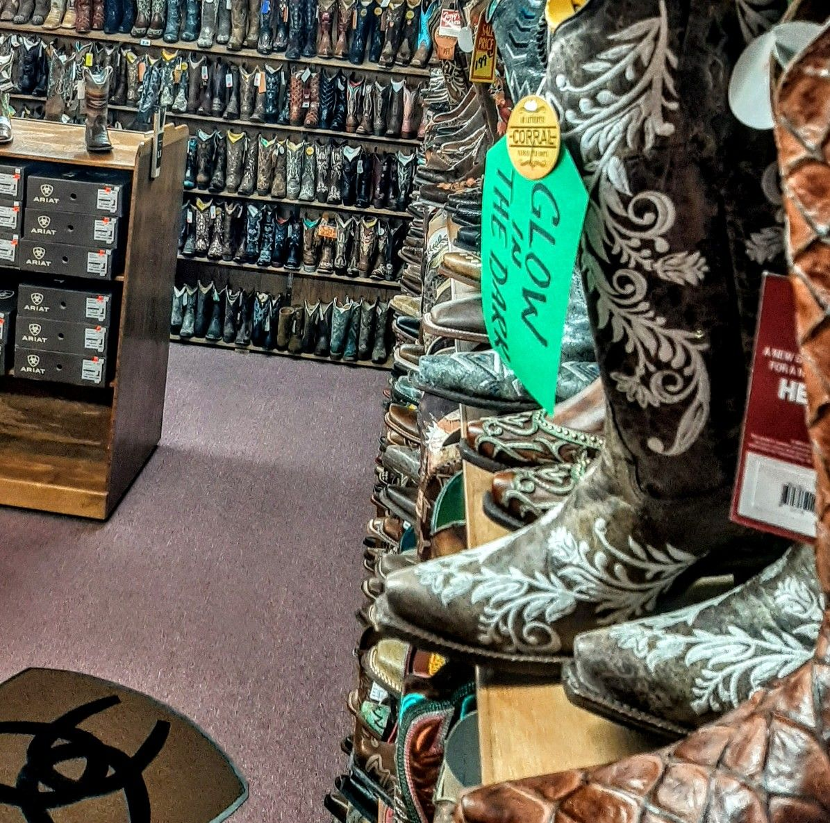 Pin on HB'S BOOT CORRAL