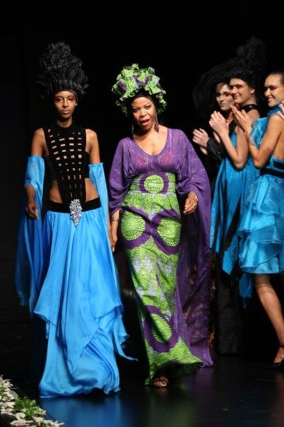 Bella Naija Fashion Re Nigerian Designers At The Couture Fashion Week By Spikedcylinder 1 Afrocentric Fashion African Inspired Fashion African Fashion