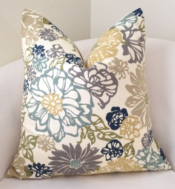 One Decorative Pillow Cover The Front Of The Cover Is A