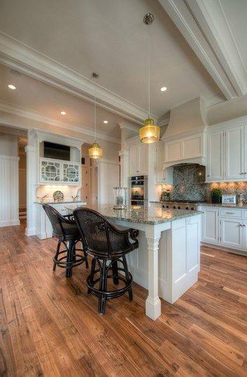 kitchen ideas. Love this setup!