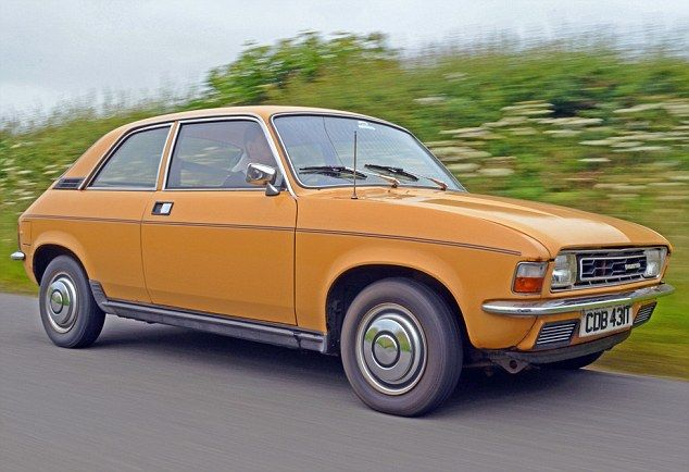 Number 10 The Austin Allegro Was Described As Everything Bad About British Car Manufacturing In The Seventies British Cars Car Austin