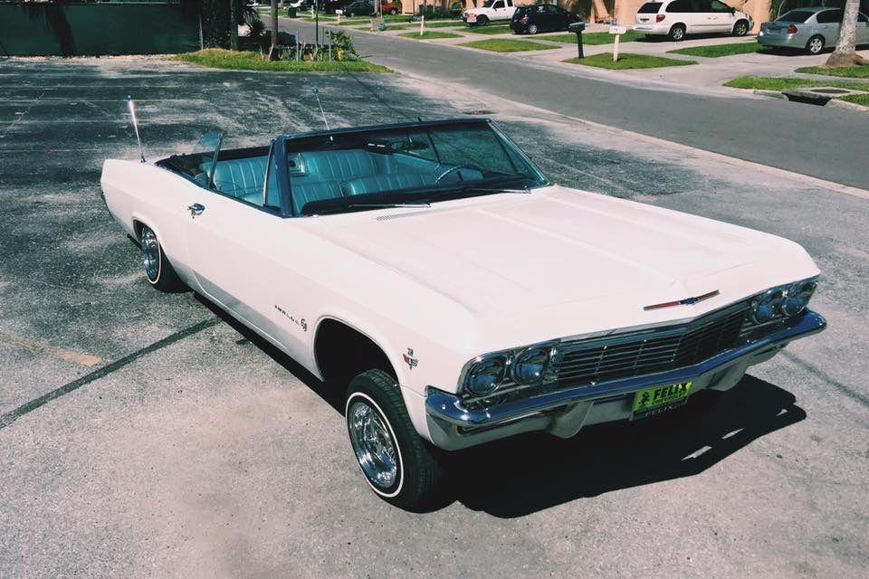 65 Impala Convertible Dayton Wire Wheels Dream Cars My Dream