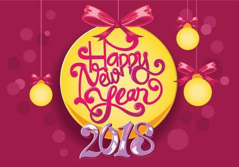best advance happy new year 2018 images wallpaper