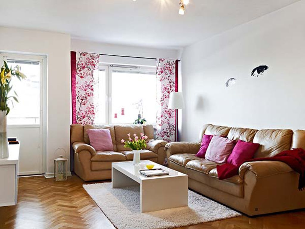 Simple Living Room Designs | FresHome | Pinterest | Simple living ...