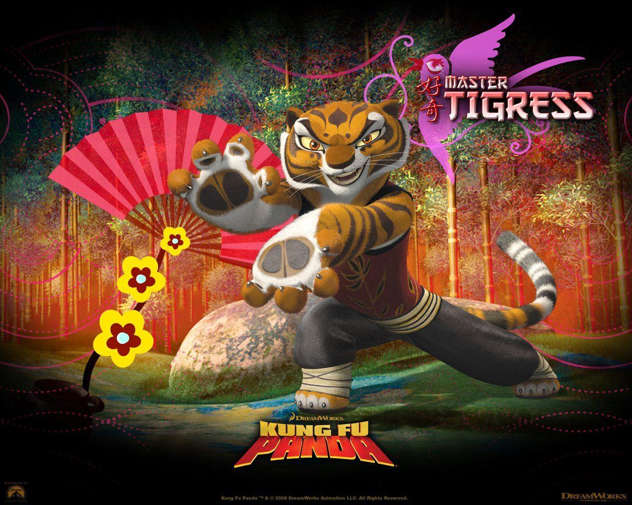 Tigress | Kung Fu Panda Wiki | FANDOM powered by Wikia