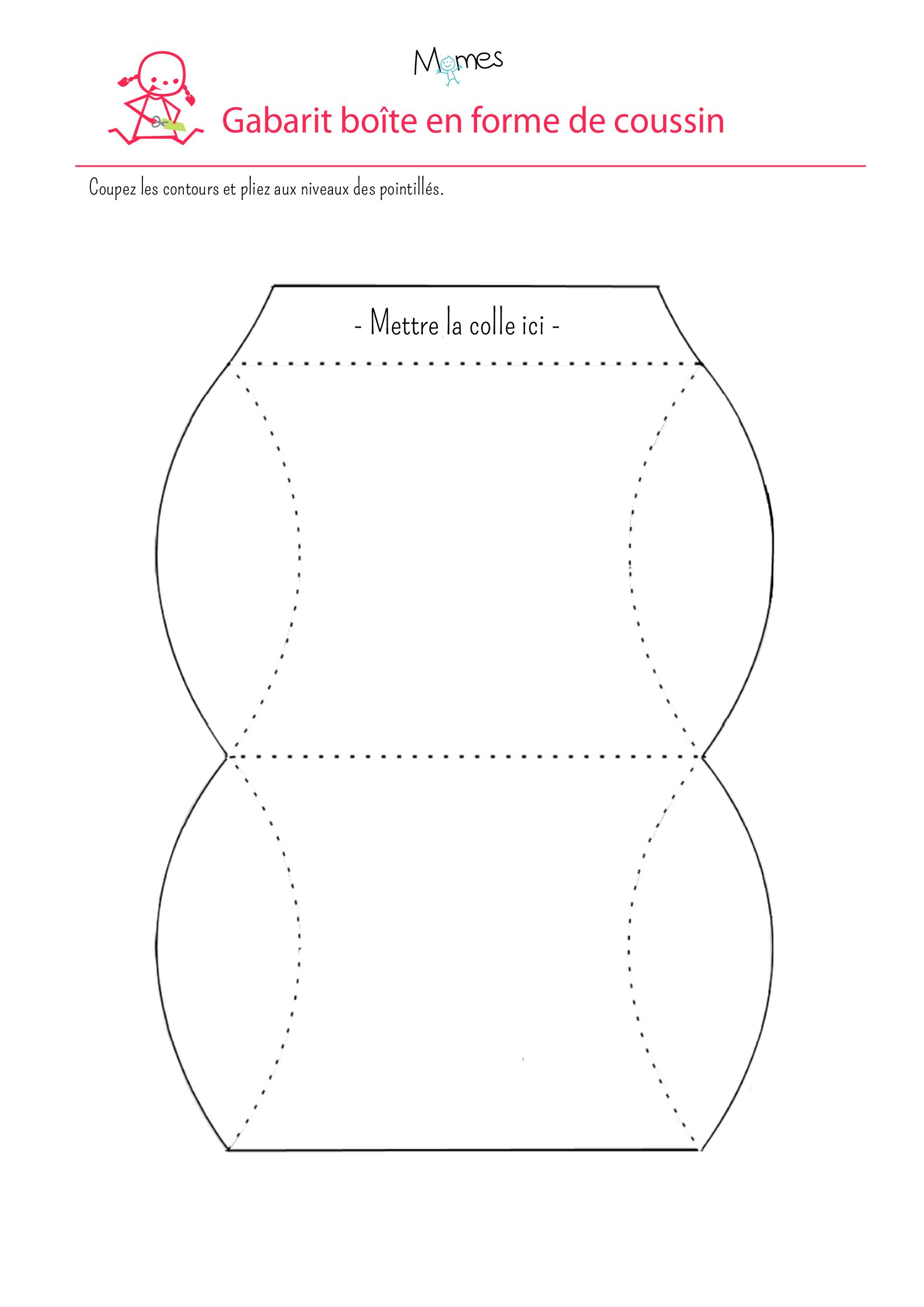bo te cadeau imprimer id es cr atives boite cadeau cadeau et boite. Black Bedroom Furniture Sets. Home Design Ideas