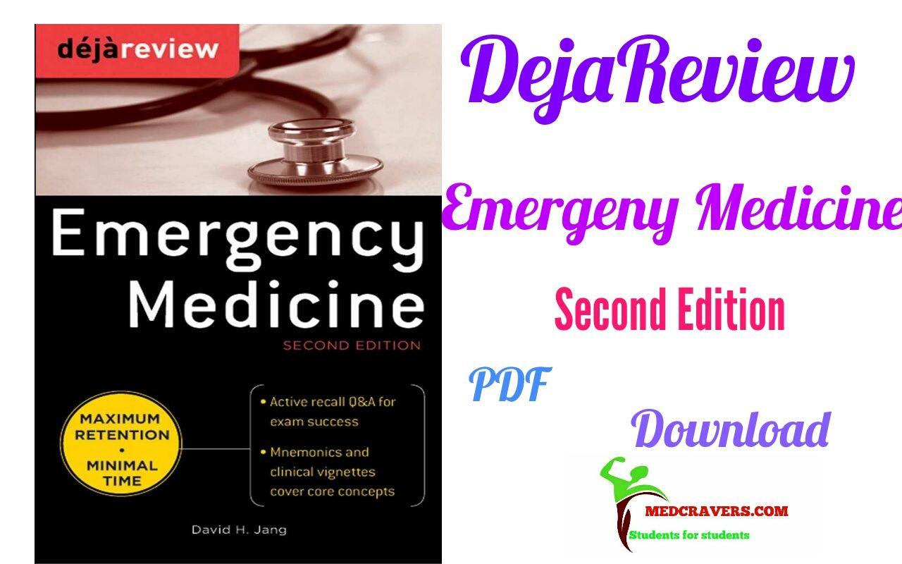 Deja Review Emergency Medicine, 2nd Edition[PDF