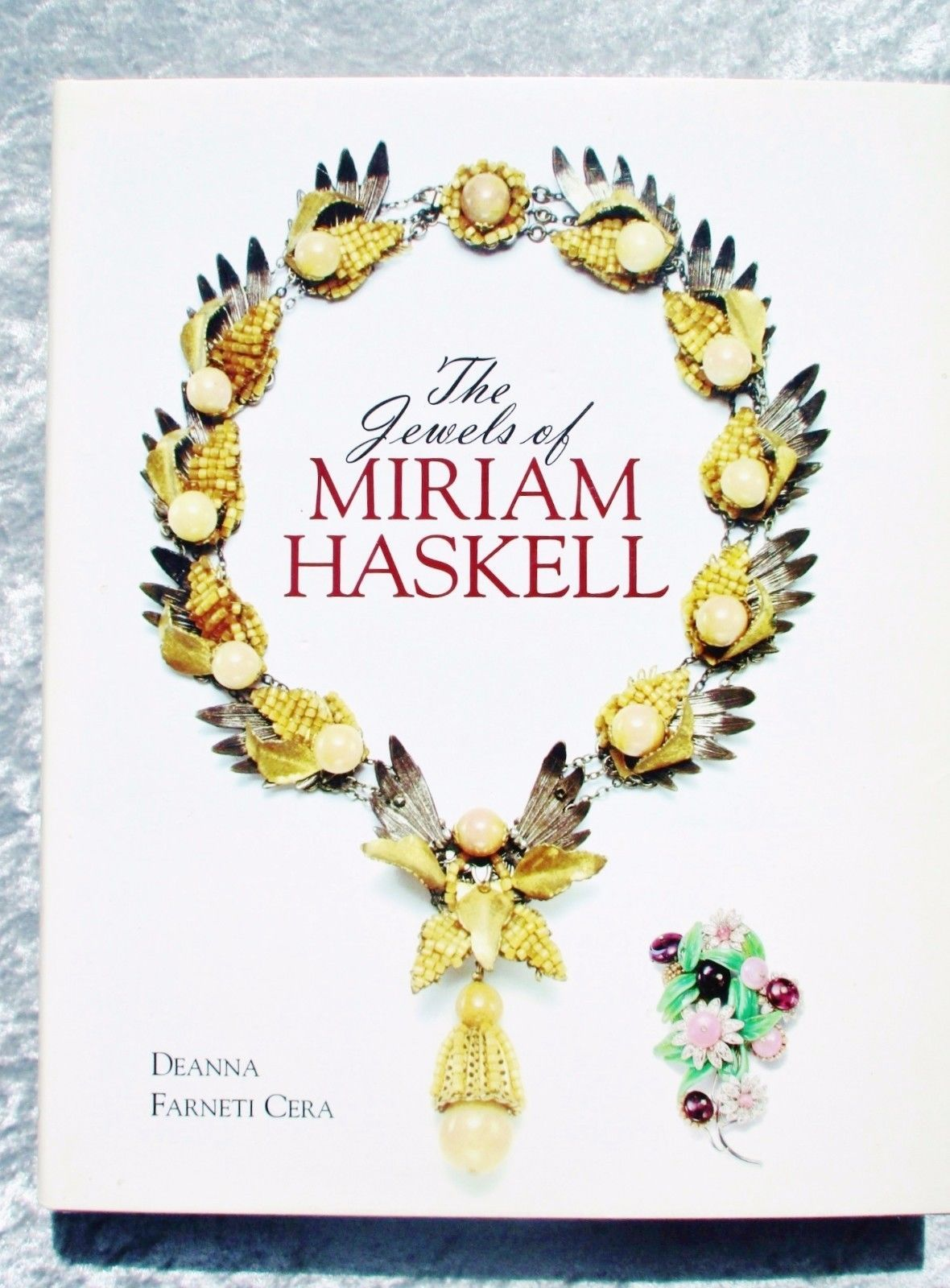 1997 THE JEWELS OF MIRIAM HASKELL w/ 200+ Examples of Her DESIGNER JEWELRY
