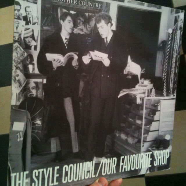 The Style Council , Our Favourite Shop (1985)