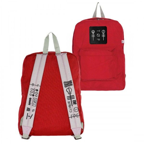 d2cd67385c8 Stressed Out Backpack - twenty one pilots - Artists | Band Merch ...