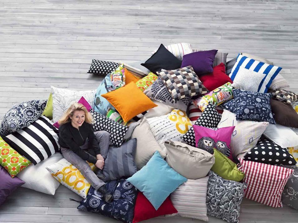 Cuscini Di Design.Cuscini Di Design Foto E Ispirazioni Living Corriere Cuscini