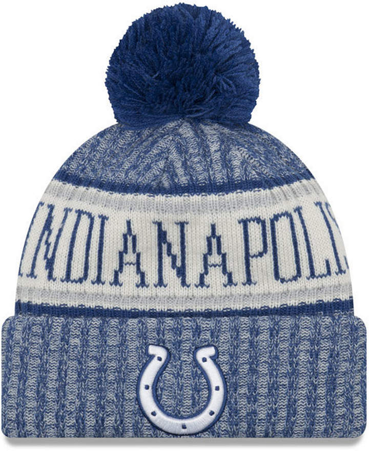 buy online 9dca1 61b79 New Era Indianapolis Colts Sport Knit Hat