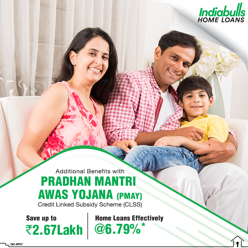 Enjoy additional benefits on home loans with the Pradhan