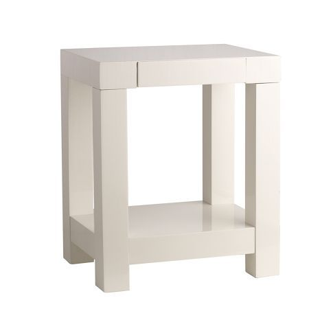 Parsons End Table West Elm Great Side Table Fun Lamp On It