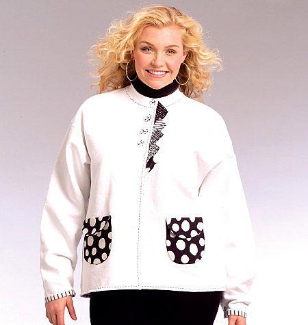 Sewing+Sweatshirt+Jackets | ... Appliques For Purchased Sweatshirt ...